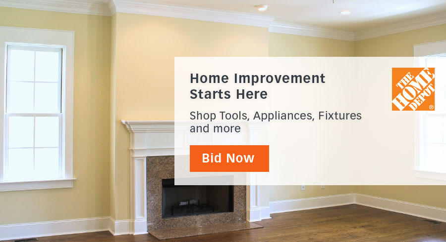 From tools to hardware to flooring to plumbing to lighting and more, find surplus from Home Depot for all your DIY projects