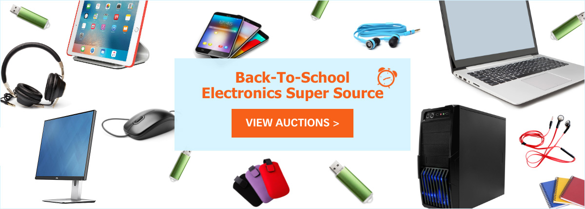 Back-To-School with Liquidation.com