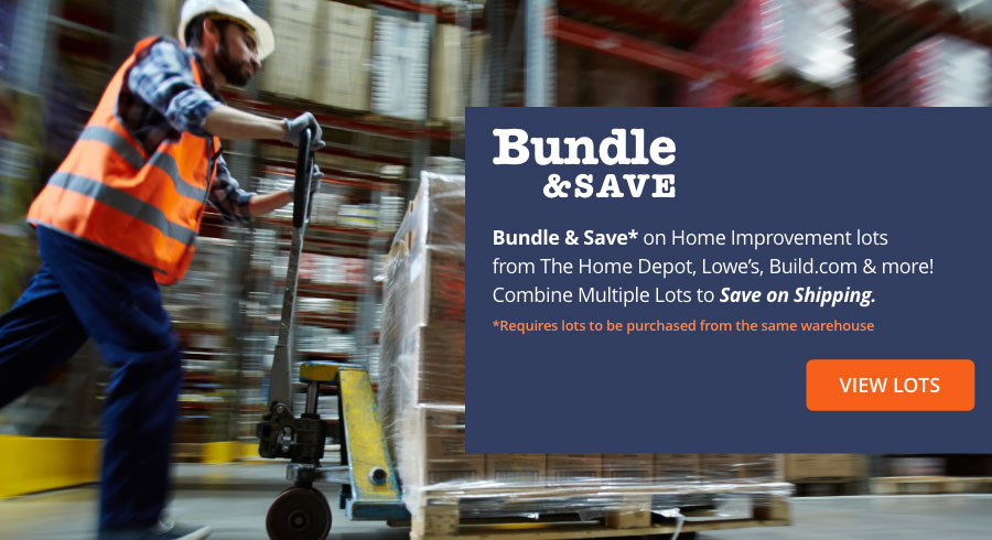 Bundle and Save on Shipping across our 5 North American warehouses