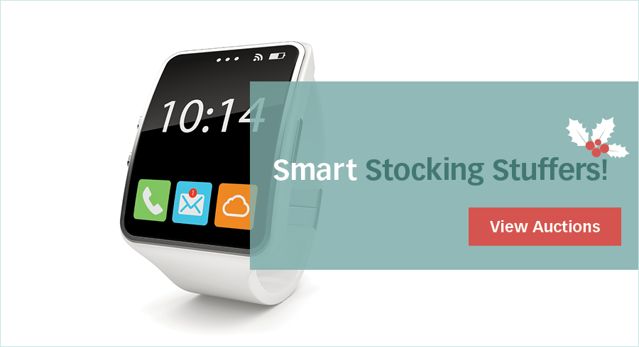 Source Smart with the best stocking stuffers - smartwatches