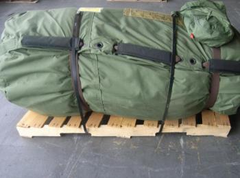 2017 Drash Tent with components model 3S-Tan cage 7JXYL part number 00300T may be missing some parts. Preview and & Lot Details